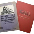 Im Katalog von 1950 findet sich die Abbildung eines Buches zum Thema Modellbahnen, jedoch ohne Artikelnummer. Wie kann ein Artikel in einen Mrklin Katalog kommen &#8211; ohne Artikelnummer &#8211; und noch dazu ist dieser Artikel...